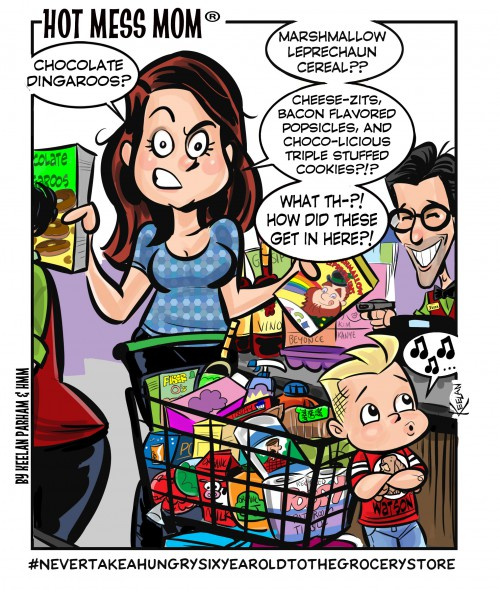 52-10-05-14-Hot Mess Mom Comic_Groceries